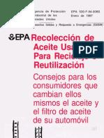 Guia EPA Cambio de Aceite