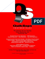 QuikSeps Pro Manual