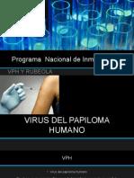 Programa Nacional de Inmunización