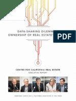 Data Sharing Dilemmas CCRE Whitepaper