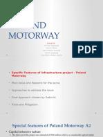 Poland Motorway