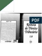 Texto Professor Vieira - Capacidade Contributiva e Igualdade