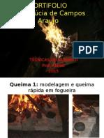 Port i Folio TECNICAS DE QUEIMA II