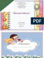 Libro para niños y niñas