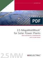 megawat block