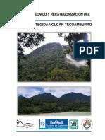 Estudio Técnico del Volcán Tecuamburro