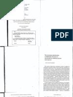 Martin Barbero (2006) Tecnicidades Identidades Alteridades
