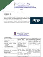 Silabo Finanzas Corporativas y Mercados Financieros 2013
