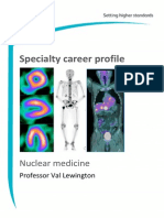 RCP Specialty Career Profile-Nuclear Medicine
