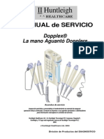 Manual Doppler Fetal D920 Huntleigh Traducido