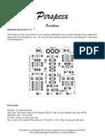 Perspex V2.3 Build Doc V2