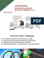 El Derecho a La Educacion en La Argentina