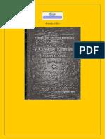 libro resumen del Congreso Espiritista 1934