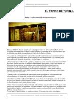 Carlosmesa.com - El Papiro de Turin, La Lista de Dioses Que Hace Chirriar a Los Egiptologos