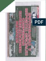 Dosier Esterilizaciones Forzadas Diario 16
