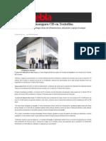 06-07-2015 Sexenio Puebla - Moreno Valle Inaugura CIS en Teziutlán