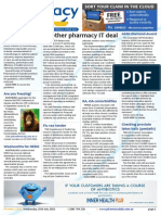 Pharmacy Daily for Wed 15 Jul 2015 - Another pharmacy IT deal, NPS targets UTIs and antibiotics, Blooms disability support, Health & Beauty and much more