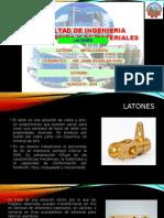 Exposicion de Latones