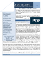 Focus on the Fisc - July 2015