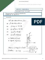 Ejercicios Resueltos de Matematicas