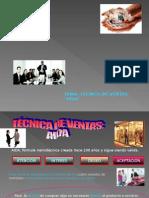 Ejemplos de Tecnicas Aida