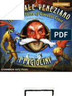Booklet - Croce Carnevale