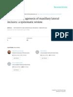 Treatment for Agenesis of Maxillary (1)