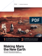 Making Mars the New Earth