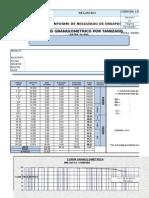 Calicata 10 - Granulometria