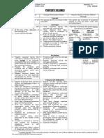 Appendix B - Property Regimes