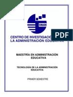 Tecnología Dfe La Administracion Educativa