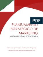 Plano de Marketing - Matheus Vidal Fotografia