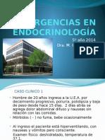 Urgencias en Endocrinología