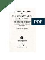 LA VERDADERA HISTORIA de LA SEPARACION de 1903 Reflexiones en Torno Al Centenario Olmedo Beluche 1997