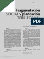 Fragmentacion Social Y Planeacion Territorial-4015135