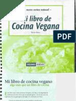 -Mi Libro de Cocina Vegana