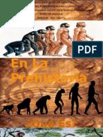 LA ERA PREHISTÓRICA DE LA MÚSICA