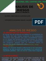 Analisis de Riesgo-RAVICHAGUA