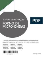 Manual Microndas Lg