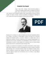 Biografia Von Hayek