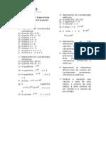 Exercícos Análise Vetorial (1)