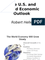 2015 Taita Speech-The U.S. and Global Economic outlook