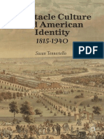 Spectacle Culture and American Identity