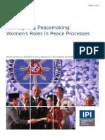 Reimagining Peacemaking