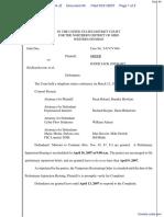 Doe v. SexSearch.com et al - Document No. 64