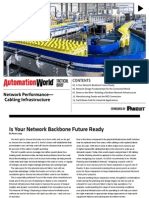 Automation MES Network Readiness