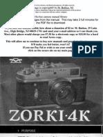 zorki_4k manual