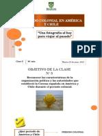 Periodo Colonial en América y Chile_clase_5