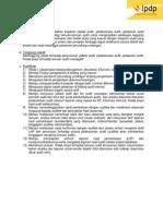 1. Staf Audit Internal