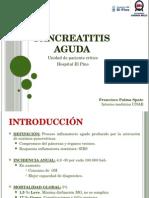 Pancreatitis Aguda UTI